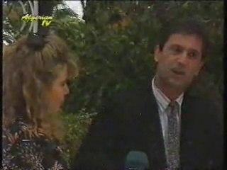 Les ABRANIS / Karim & Shamy (Interview Algerian Tv) 1993