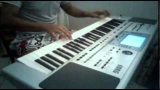 korg pa 50  kabyle zohra une belle melodie