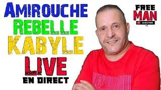 Amirouche Chanteur Kabyle en direct